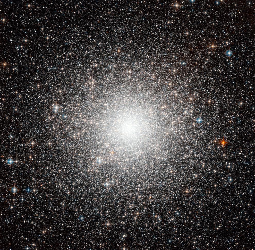 1265 Телескоп Хаббл: 22 года на орбите