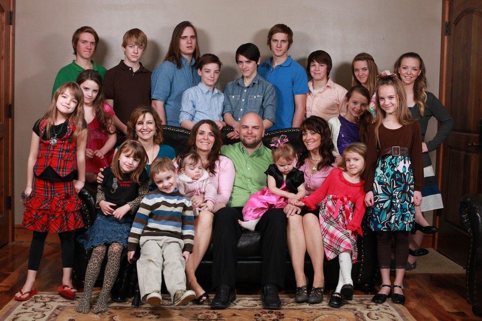 1266953  Семейный квартет мормонов из Солт Лейк Сити