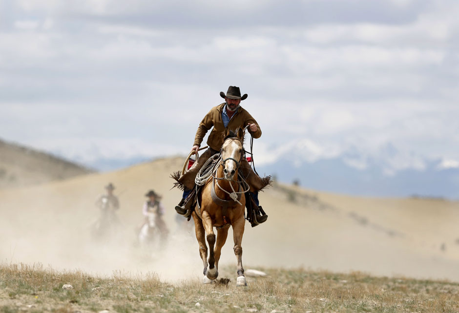 12Montanamontana horse026 Последние ковбои