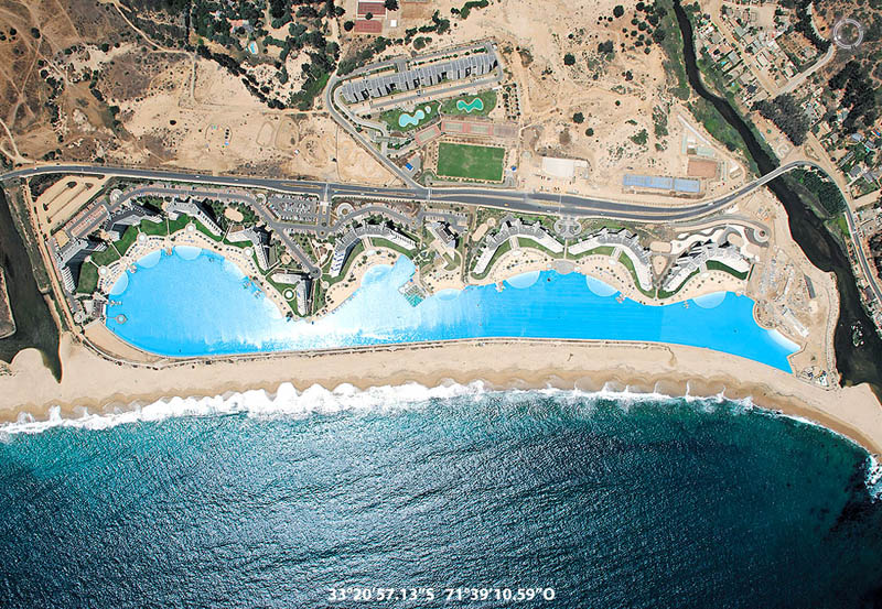1306 Самый большой бассейн в мире