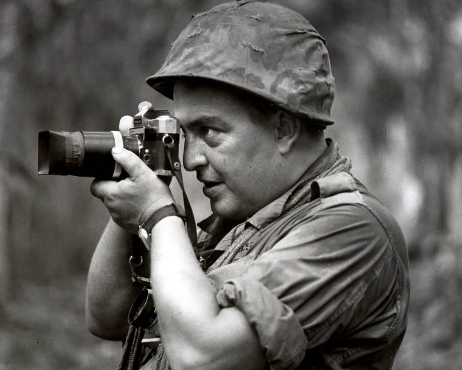 1309 Легендарный военный фотограф Хорст Фаас умер в возрасте 79 лет