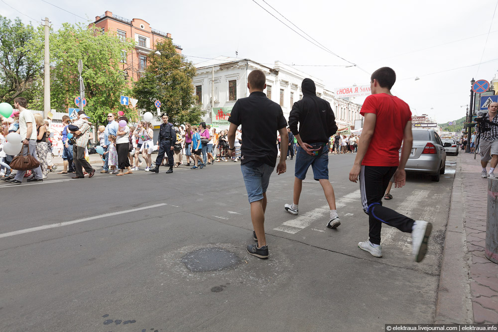 13101 Киев против гей парада
