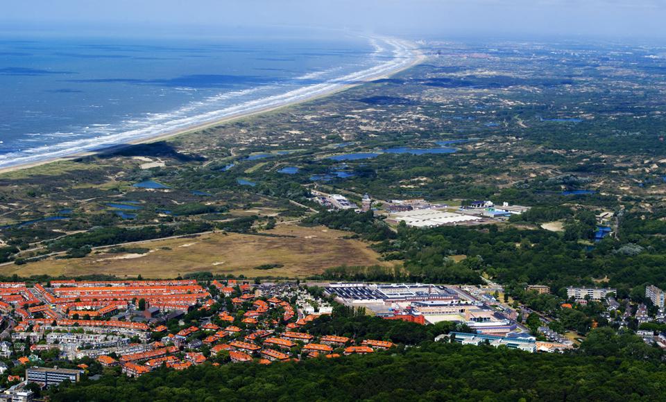 13104 Фотографии Нидерландов с воздуха