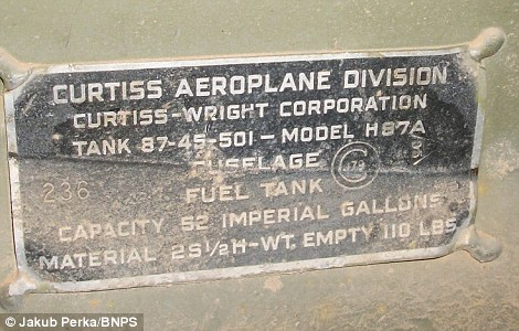 13107 В Сахаре нашли самолет Королевских ВВС времен Второй мировой