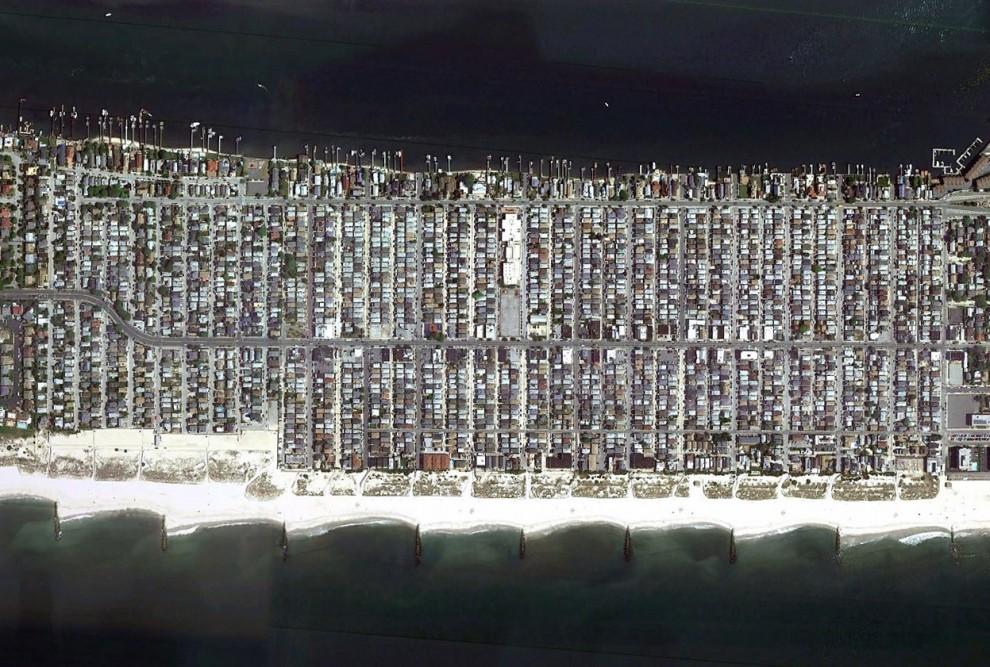 13139 Интересные объекты «Google Планета Земля»
