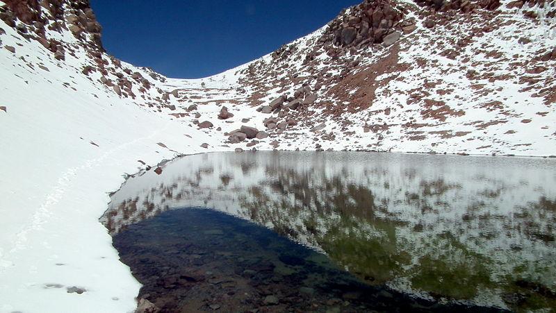 13140 15 кратерных озер