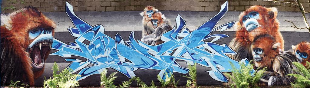 1320332403 1317883218 13 Стрит арт от уличного художника SmugOne