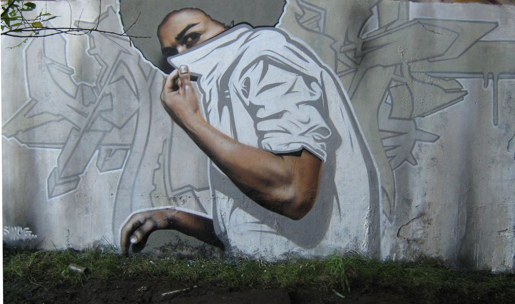 1320333556 1317883294 50 Стрит арт от уличного художника SmugOne