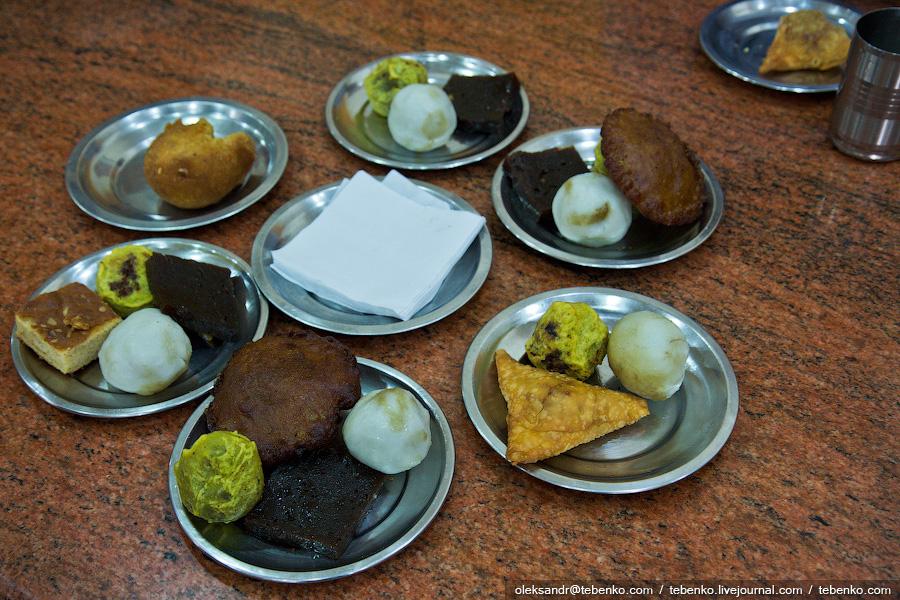 1335 Индийская кухня глазами иностранца