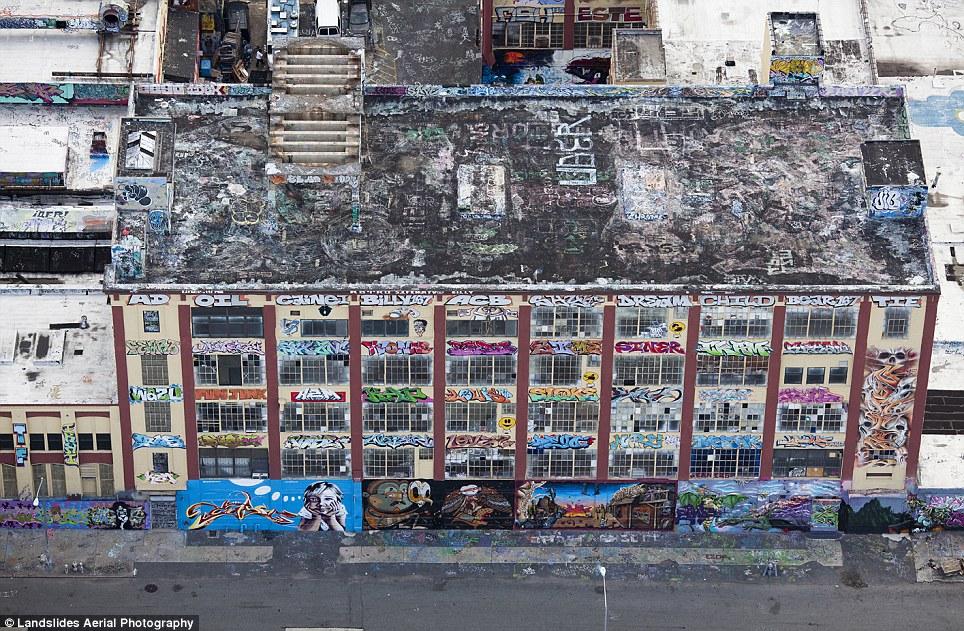 1336 Крыши Нью Йорка, какими вы их еще не видели