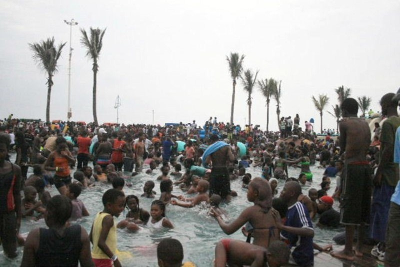 1345 Как изменились пляжи Южной Африки за 40 лет