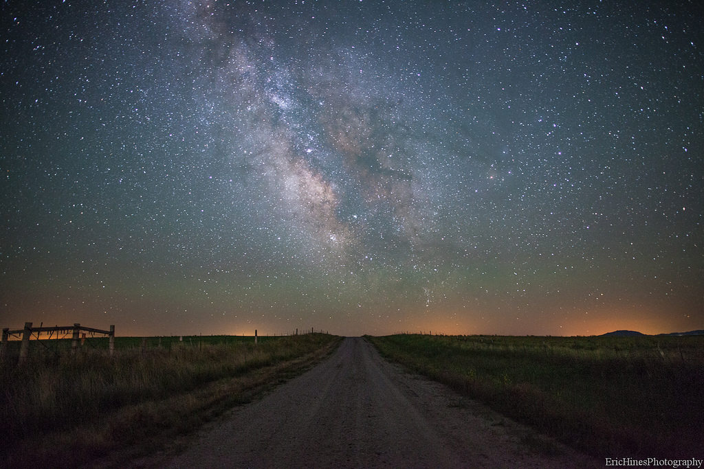 1388 Лучшие фотографии ночного неба 2012