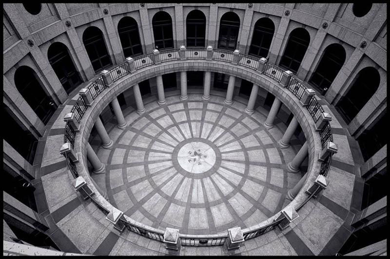 1397 Захватывающая дух архитектура на снимках Дэйва Уилсона