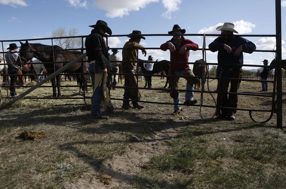 13Montanamontana horse030 Последние ковбои
