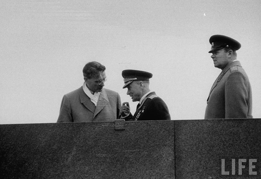 1400 Май 1956 го в Москве