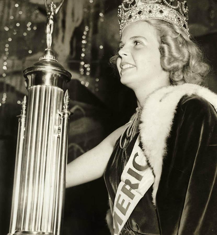14126 Конкурсы красоты в Америке между двумя войнами   1924 1939 годы