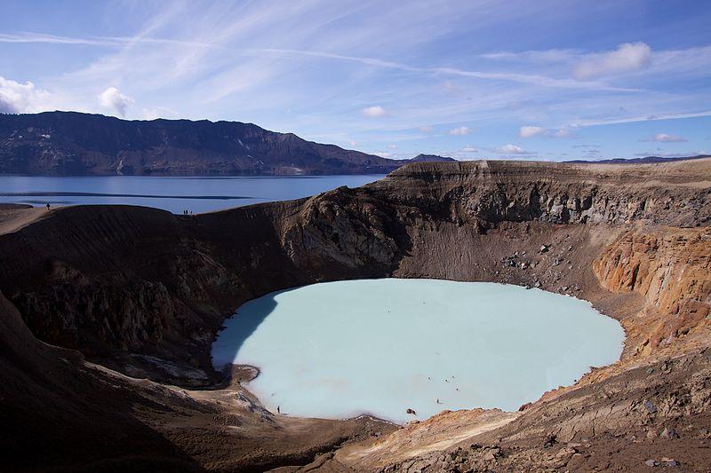 14128 15 кратерных озер
