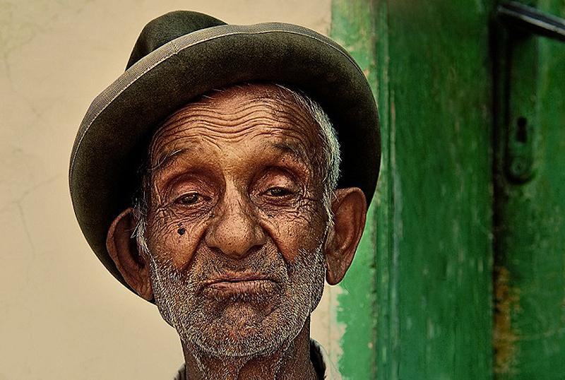 Впечатляющие портреты