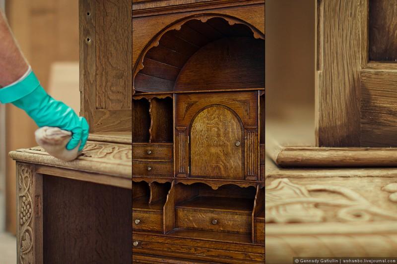 143 800x533 Как создают элитную английскую мебель (Часть 3)