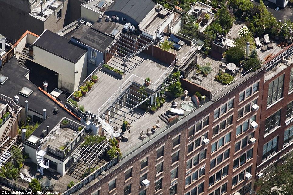 1435 Крыши Нью Йорка, какими вы их еще не видели