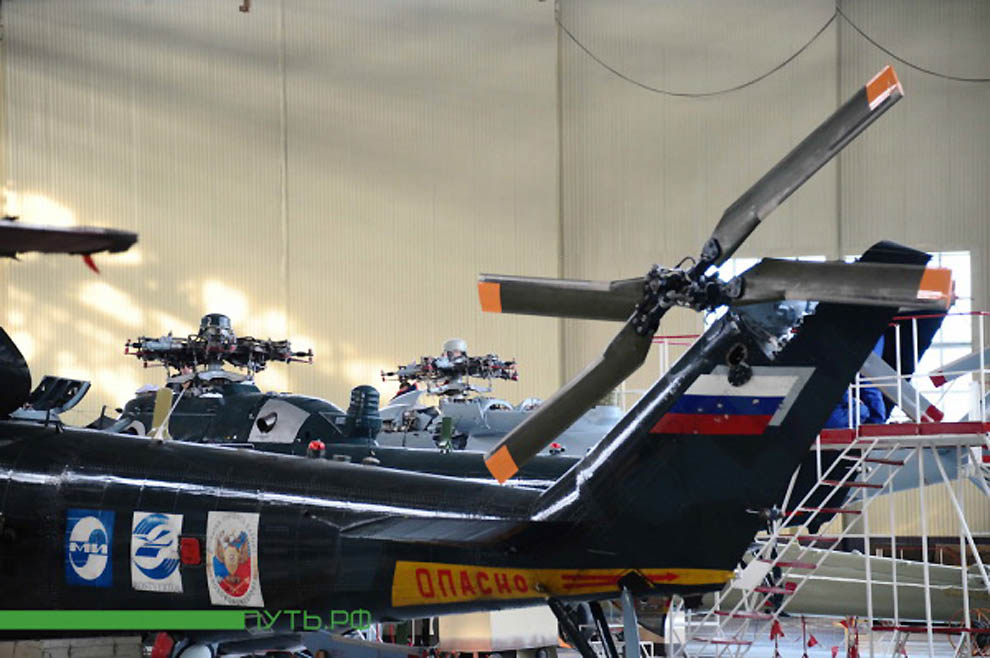 1449 Как собирают вертолеты