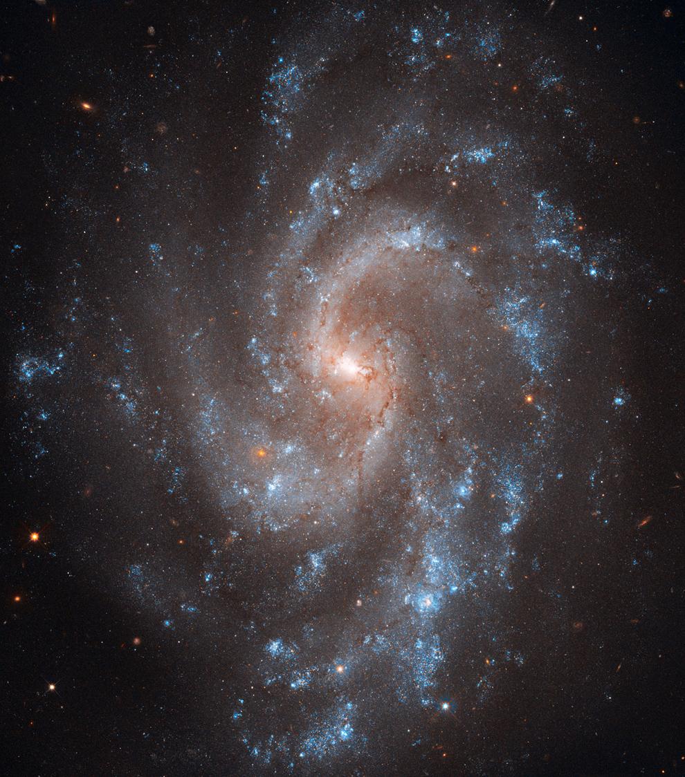 1456 Телескоп Хаббл: 22 года на орбите