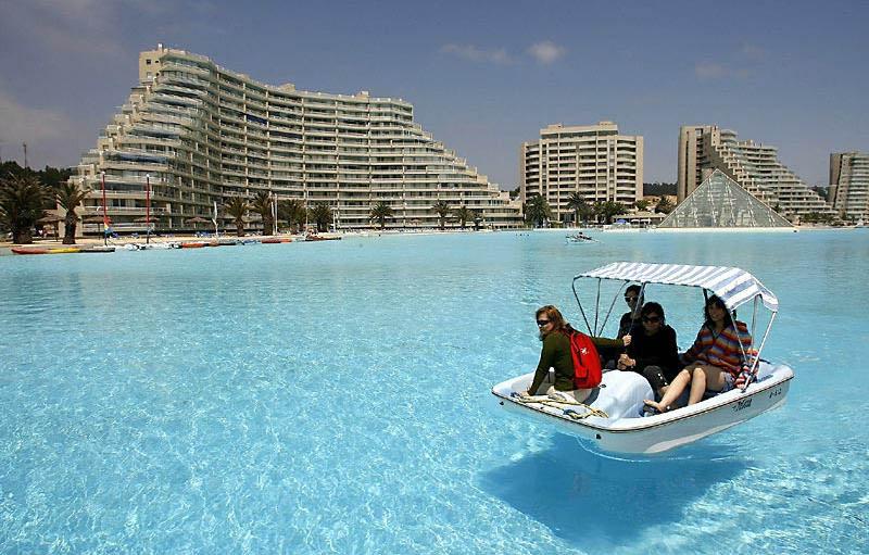 1478 Самый большой бассейн в мире