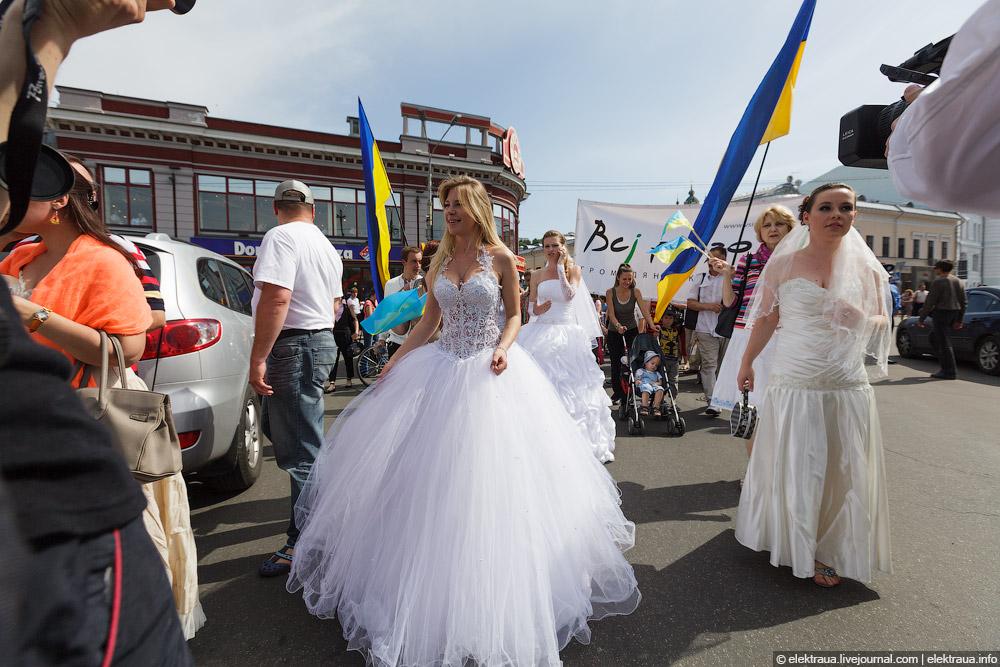 1487 Киев против гей парада