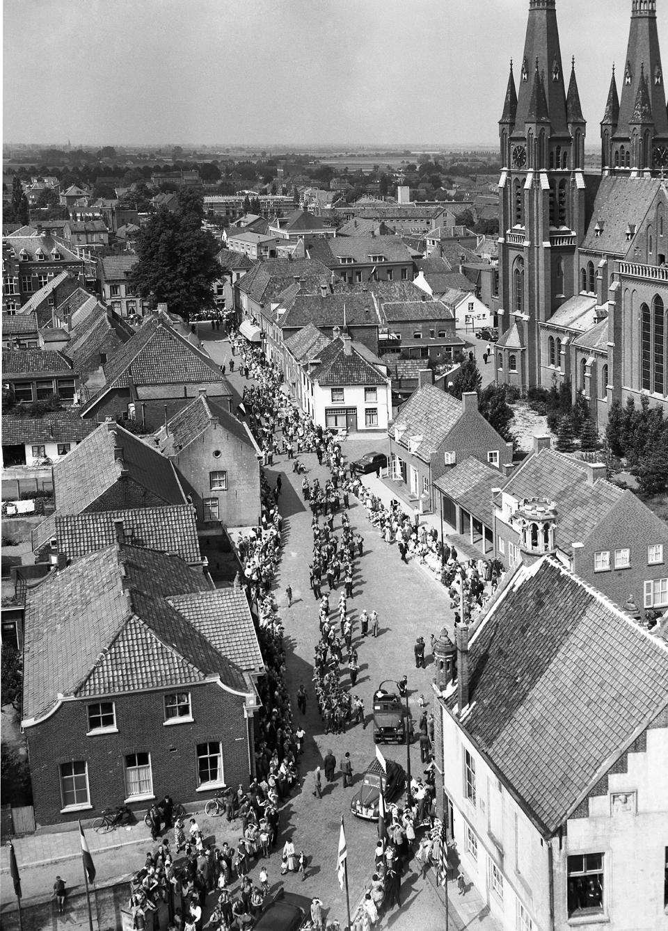1490 Фотографии Нидерландов с воздуха