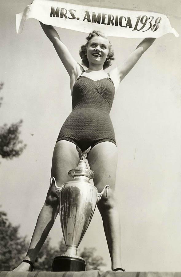 15117 Конкурсы красоты в Америке между двумя войнами   1924 1939 годы