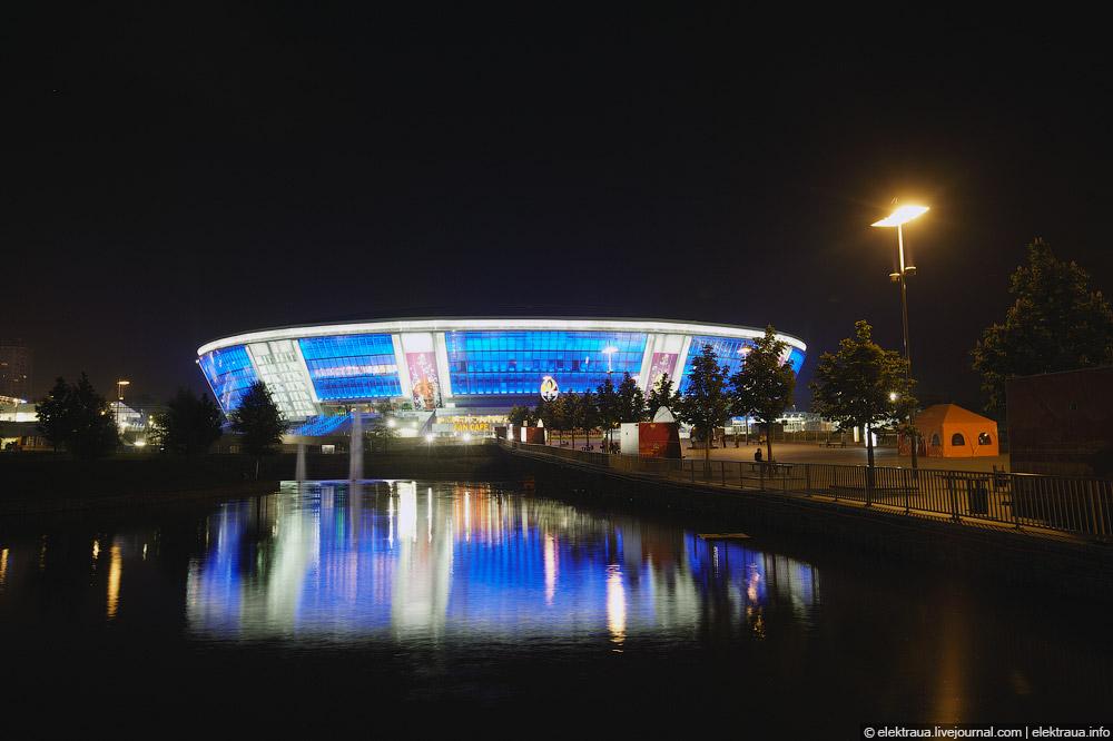 15137 Донецкий стадион Донбасс арена