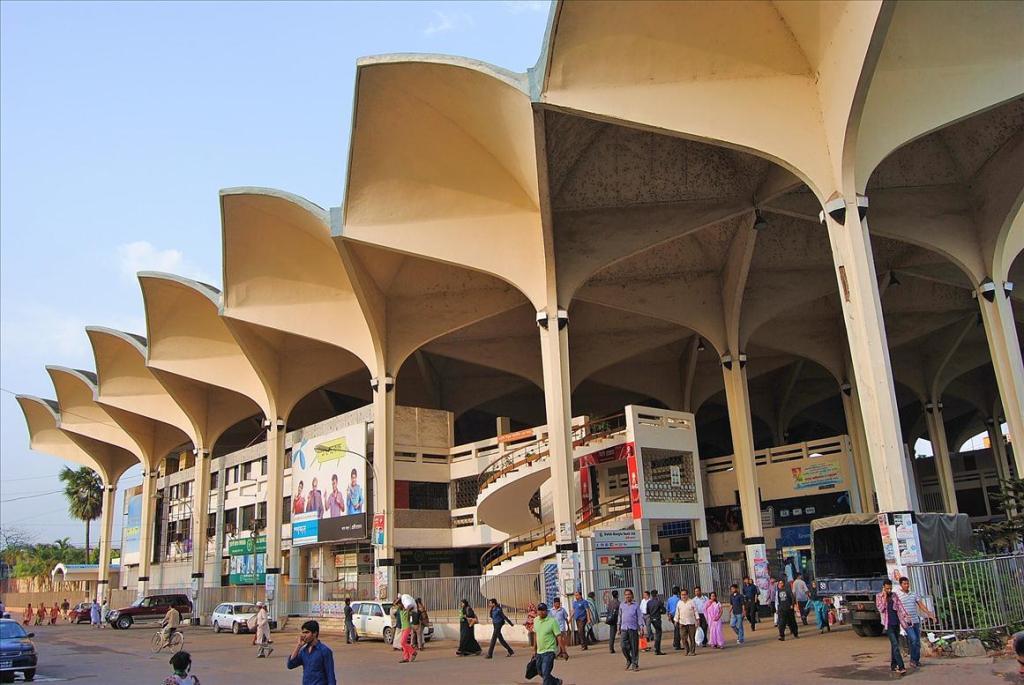 1534 Дакка: хроники социальной помойки или как пережить 5 дней в ужасном мегаполисе