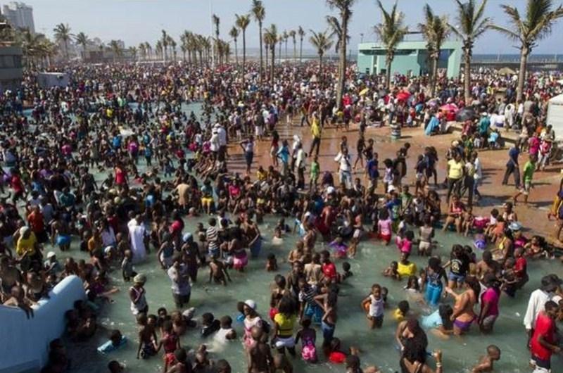 1539 Как изменились пляжи Южной Африки за 40 лет