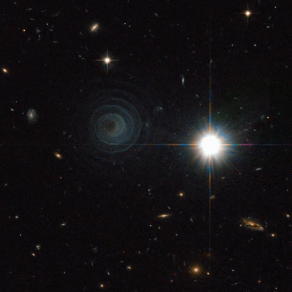 1552 Телескоп Хаббл: 22 года на орбите