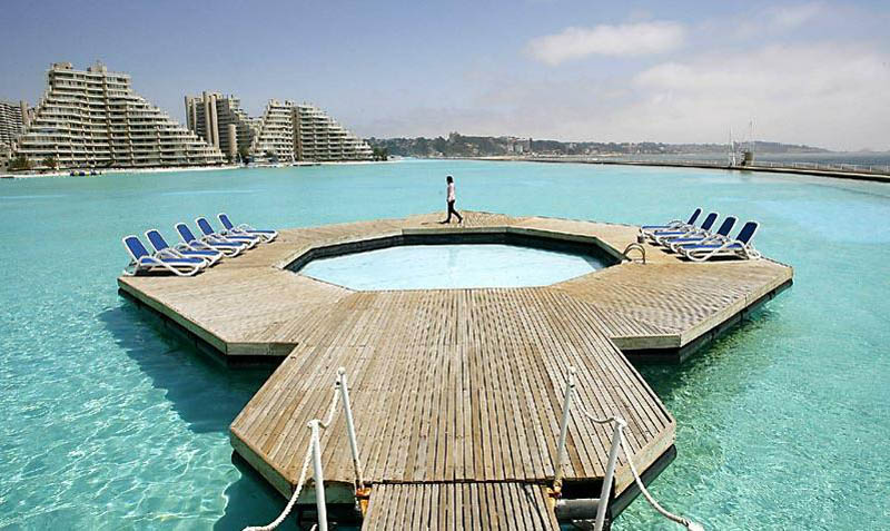 1572 Самый большой бассейн в мире