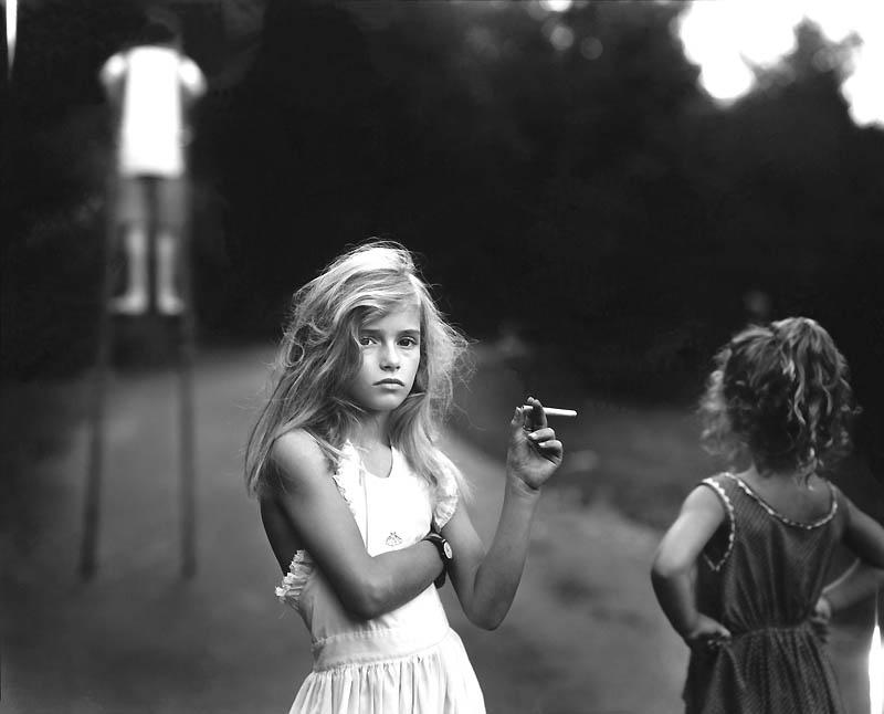 158 Фотограф Салли Манн