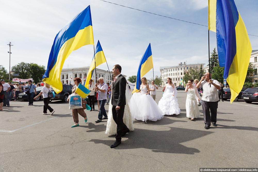 1581 Киев против гей парада