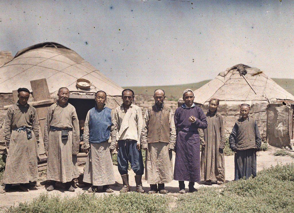 16 Глубокий феодализм в цвете: Российский протекторат Монголия в 1913