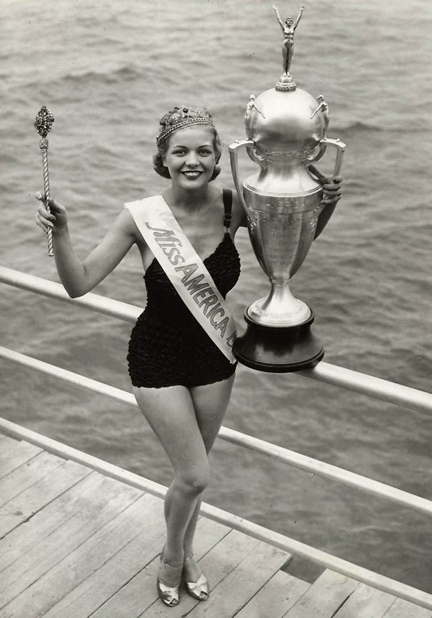 16106 Конкурсы красоты в Америке между двумя войнами   1924 1939 годы