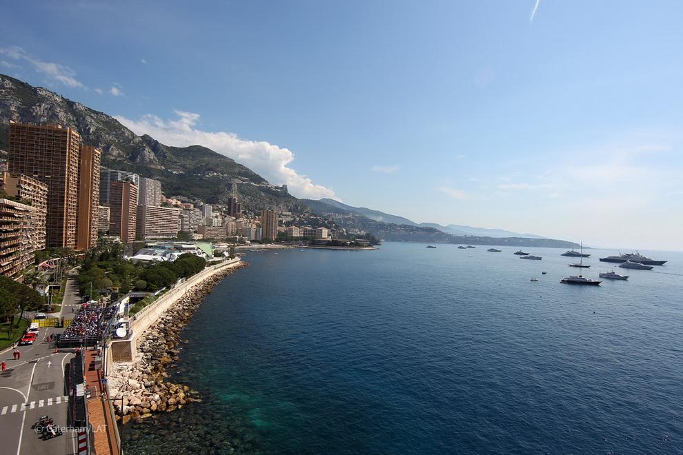 16112 За кадром 70 го Гран При Монако 2012: фоторепортаж