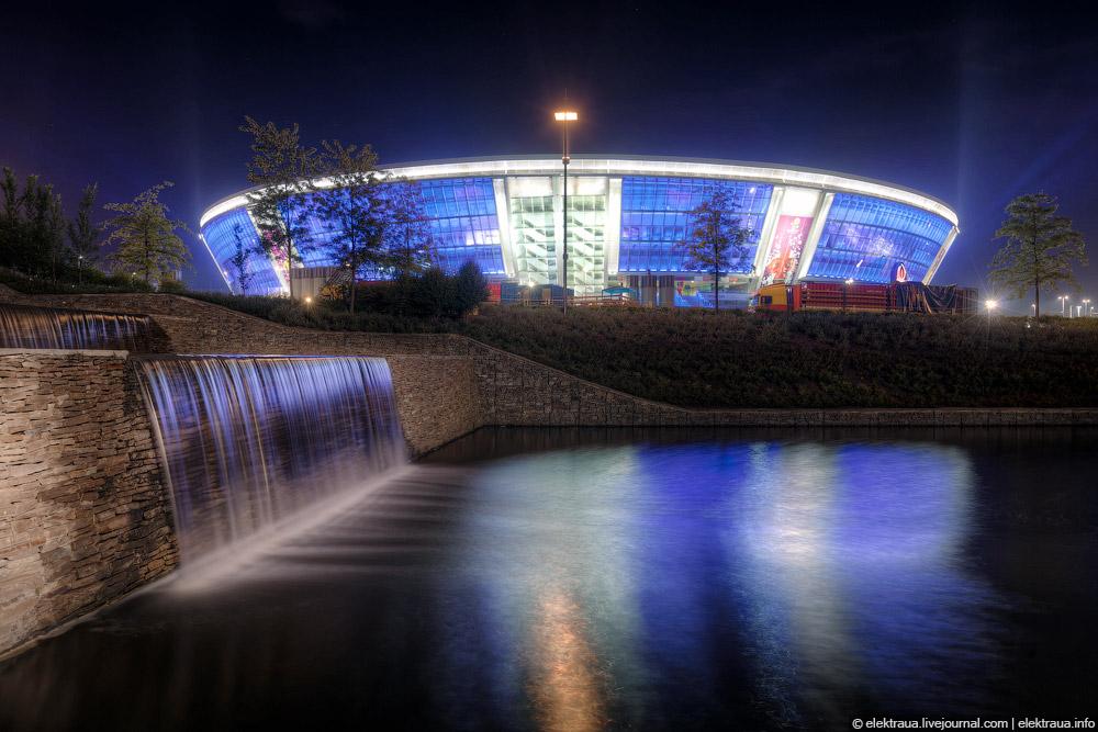 16124 Донецкий стадион Донбасс арена