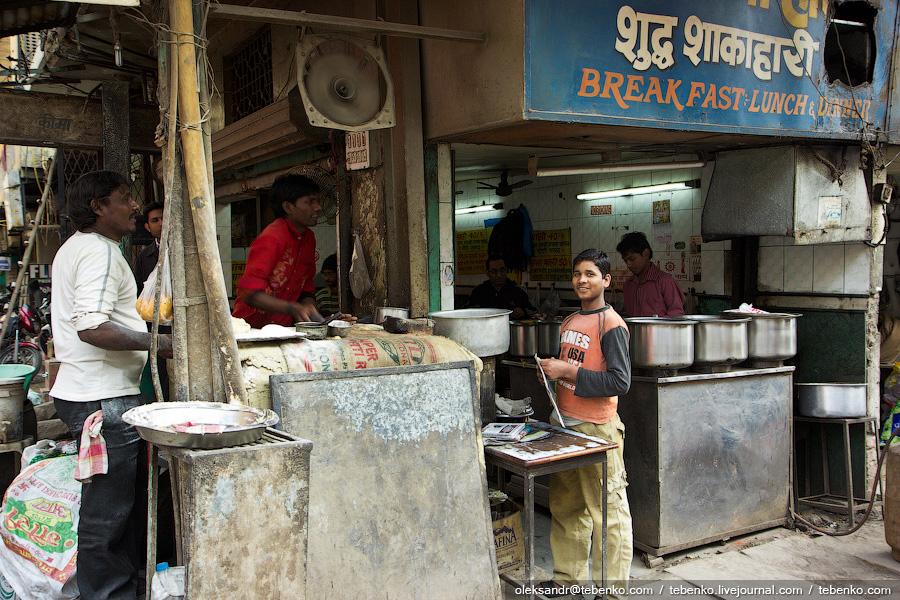 1630 Индийская кухня глазами иностранца