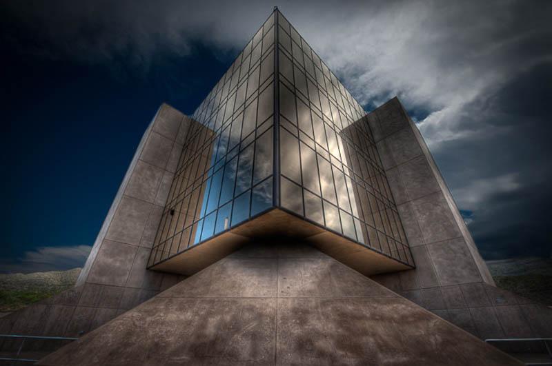 عندما يجتمع فن العمارة مع فن التصوير
