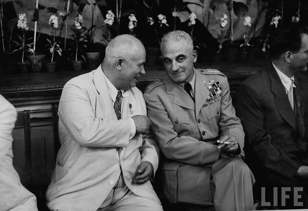 1673 Май 1956 го в Москве
