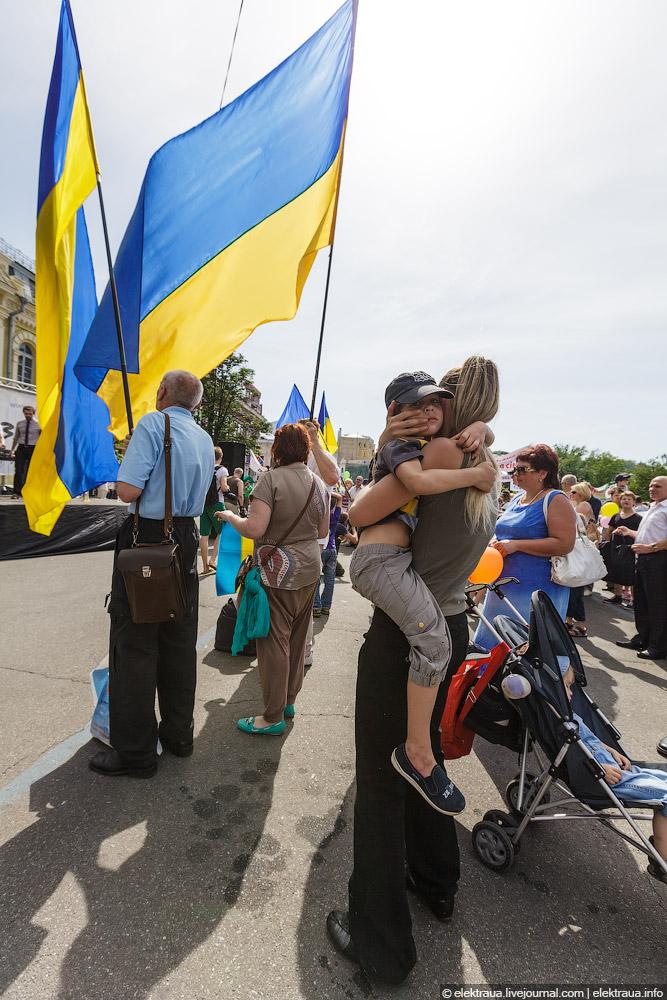 1674 Киев против гей парада