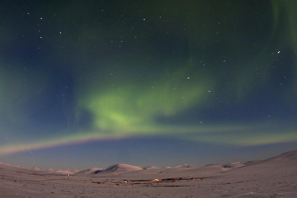 168 Удивительные фото северного сияния