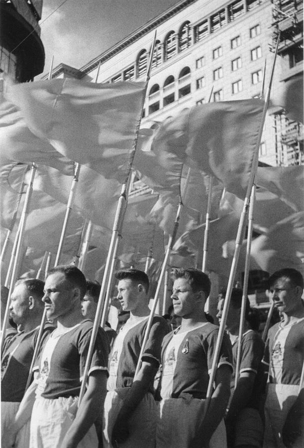 1693 Физкультура и спорт в Советском Союзе 20 30 х годов
