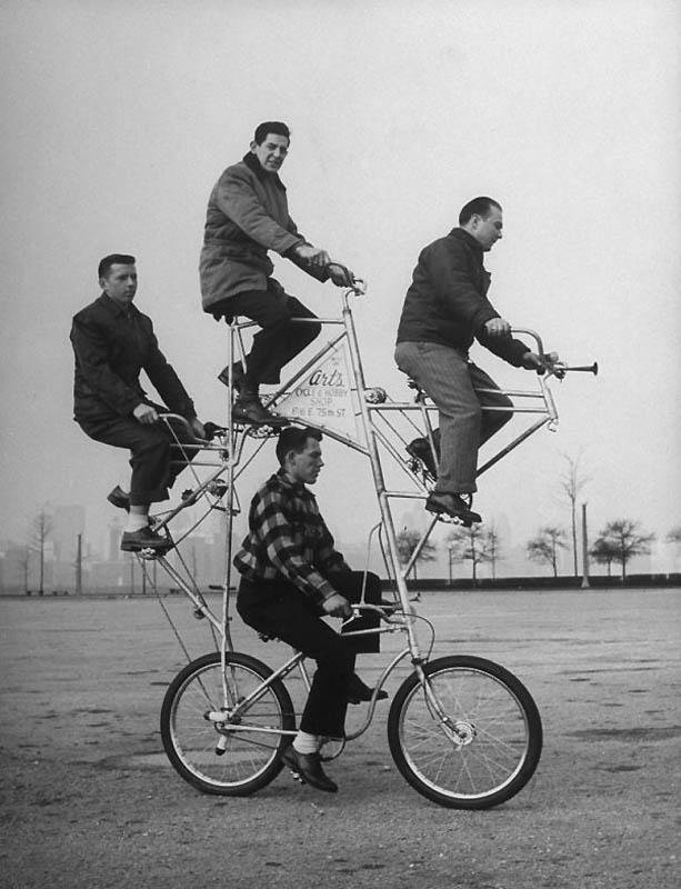 1708 Велосипеды мутаны