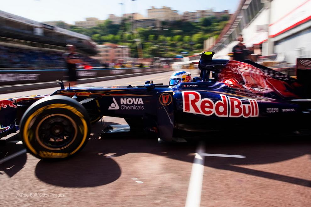 17106 За кадром 70 го Гран При Монако 2012: фоторепортаж