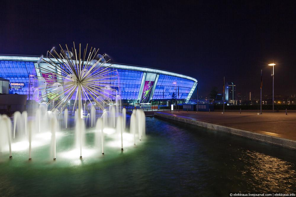 17118 Донецкий стадион Донбасс арена